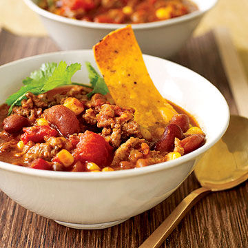 Ginny's All-American Chili Chowder